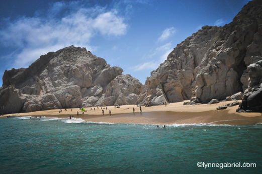 The Land's End in Cabo San Lucas