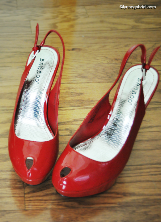 The Battle of The Red Shoes