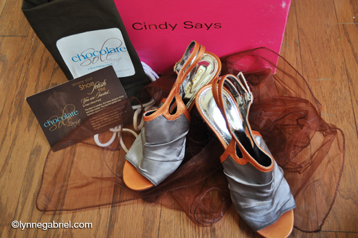 Cindy Says Shoes from Chocolate Sole Lounge