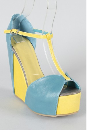 Obsessing For Spring Shoes
