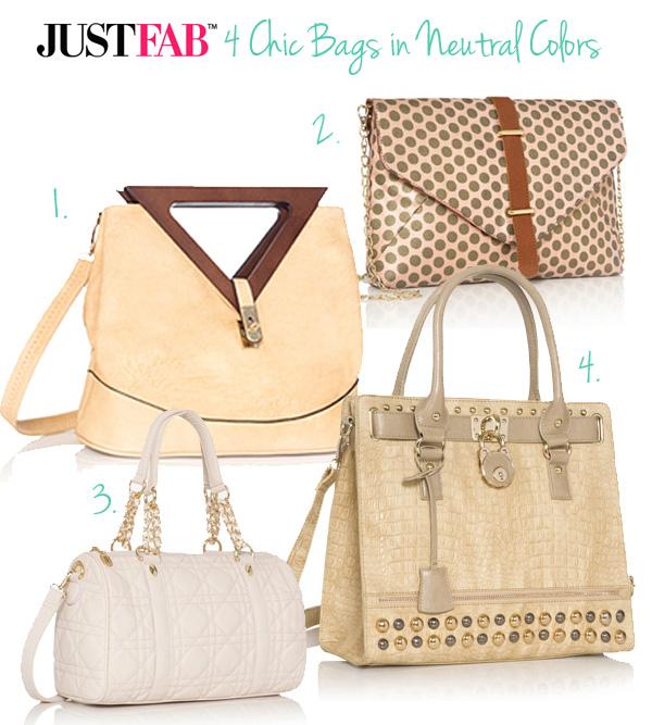 Bag it chic | Fashionable Handbags | Trendy Handbags | New