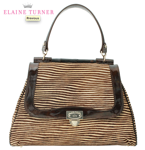 What's In My Elaine Turner Bag?
