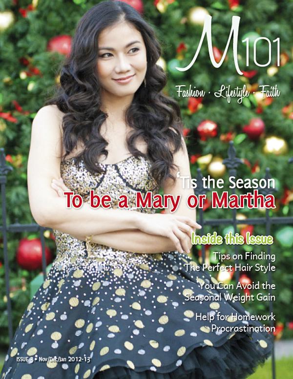 M101 Magazine Cover