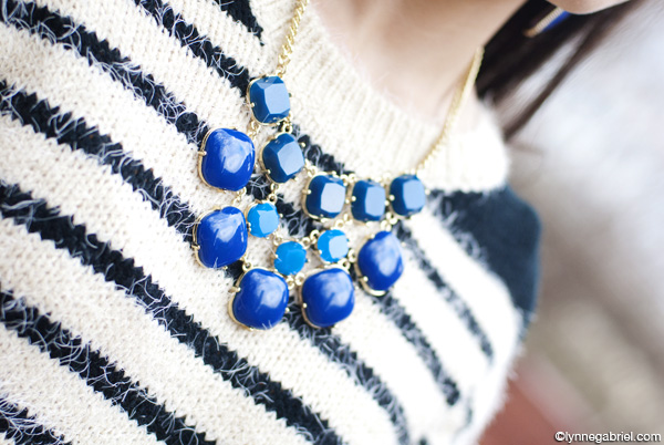 Outrage Fashion Necklace