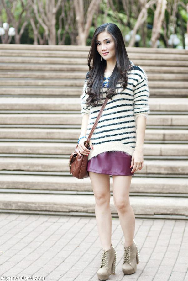 Houston Fashion Blogger Wears Romwe