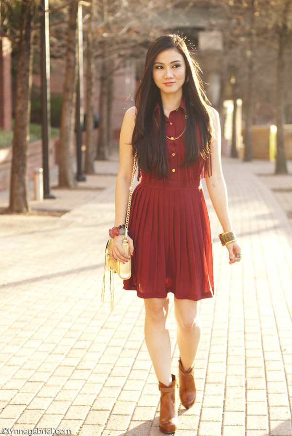 Houston Fashion Blogger Wears Pop Couture and Miz Moo
