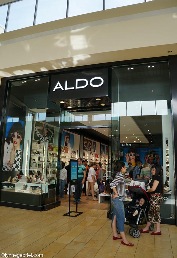 ALDO Shoes Store in Houston Galleria