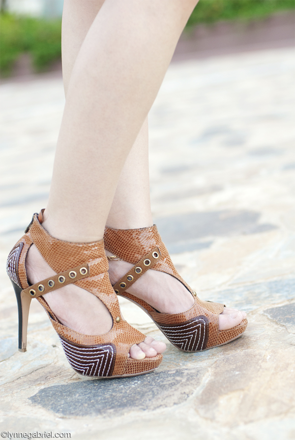 Glam Rock Chic Shoes