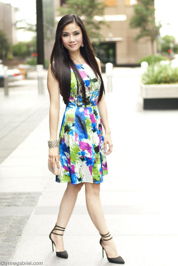 Houston Fashion Blogger Lynne Gabriel