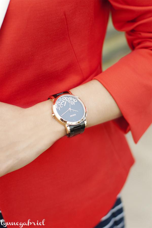 Rakani Fashionably Late Watch