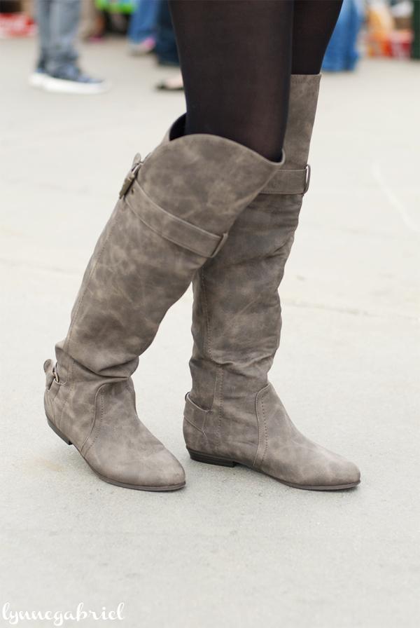 """JustFab """"Tristan"""" Boots"""