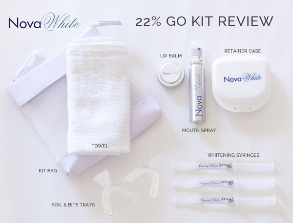 Nova White Home Teeth Whitening System