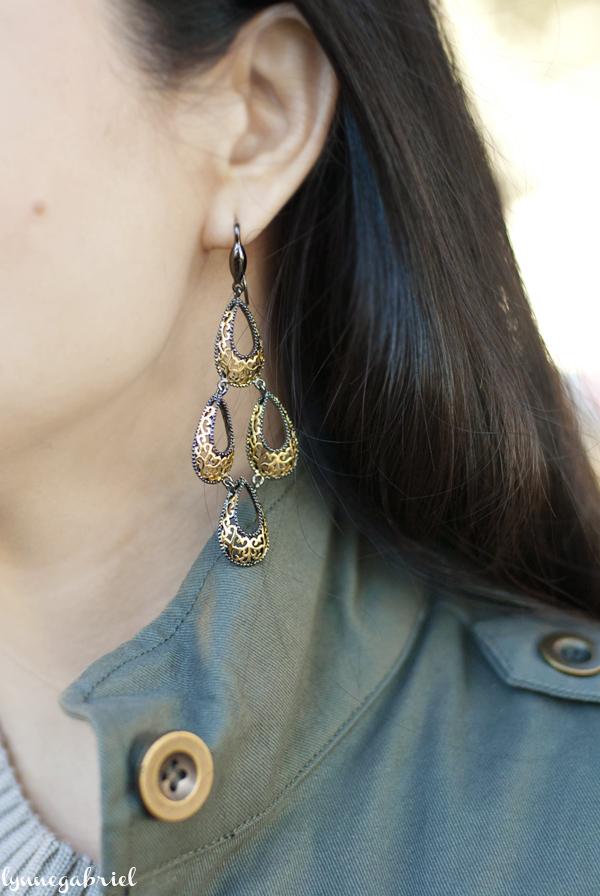 Courtney Kaye Filigree Earrings