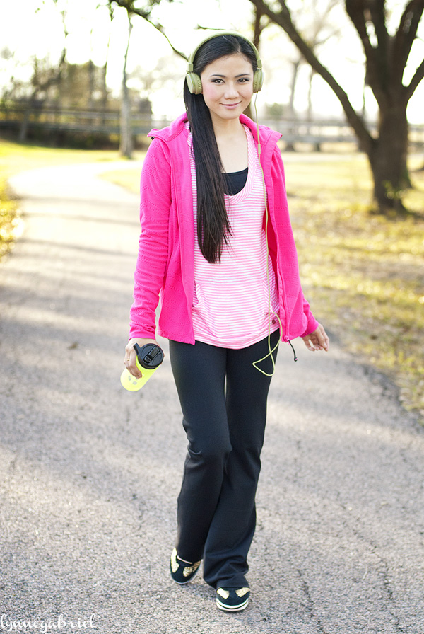Fitness Style in Lorna Jane