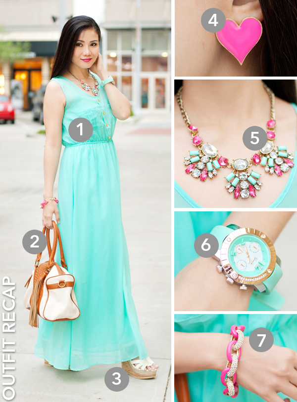 Mint To Be Maxi – Whatever is Lovely
