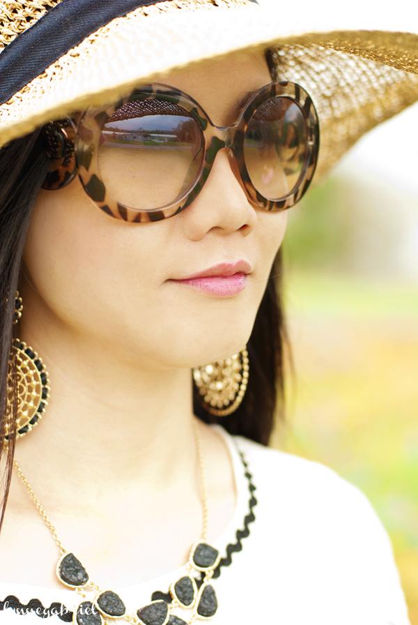 Prada-Like Sunglasses