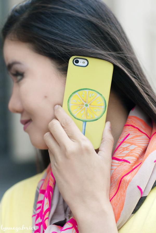 Clique Shops iPhone Case