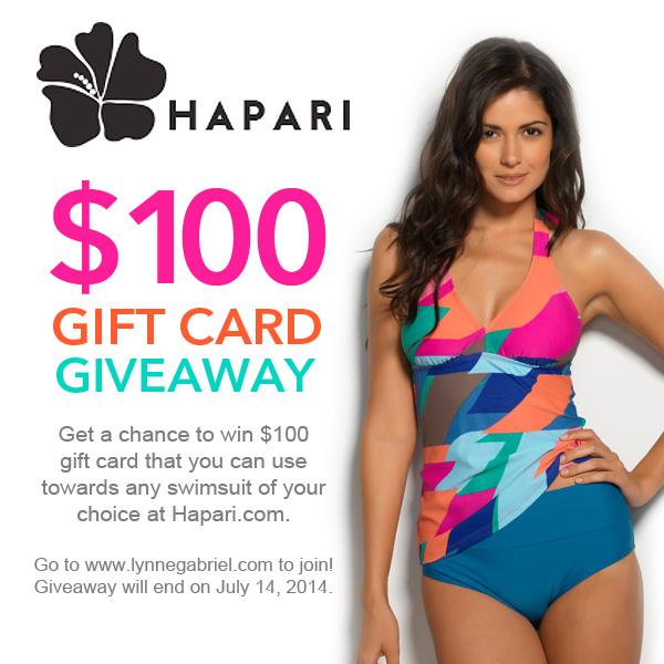 Hapari Swimwear Giveaway