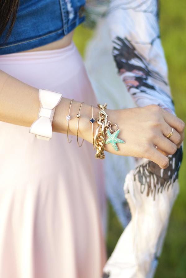 Boutique Minimaliste Bow Bracelet