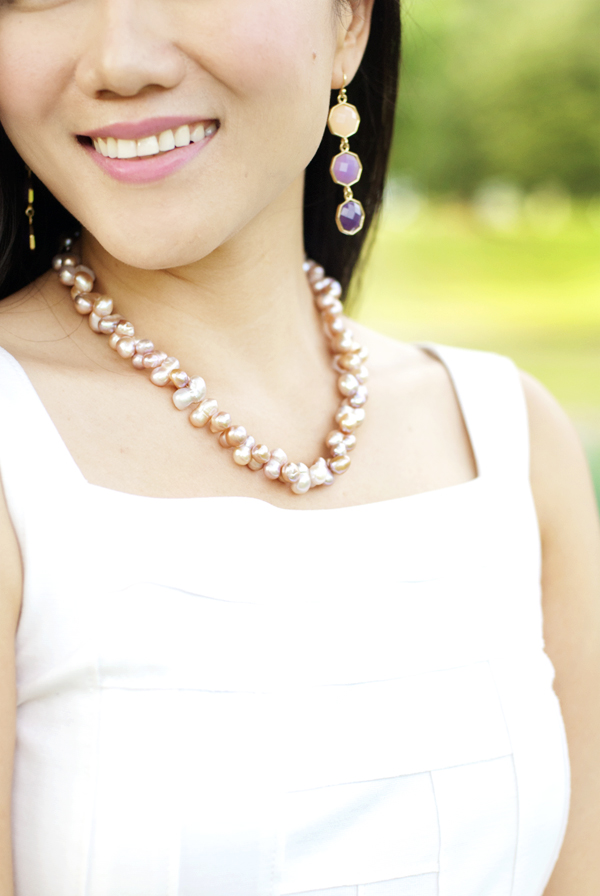 Pearl Lang Pearl Necklace