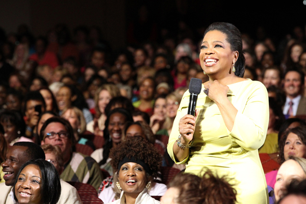 Oprah's The Life That You Want Weekend in Houston + Tickets Giveaway