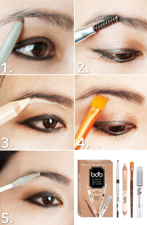 How to Get Billion Dollar Brows: Review and Tutorial
