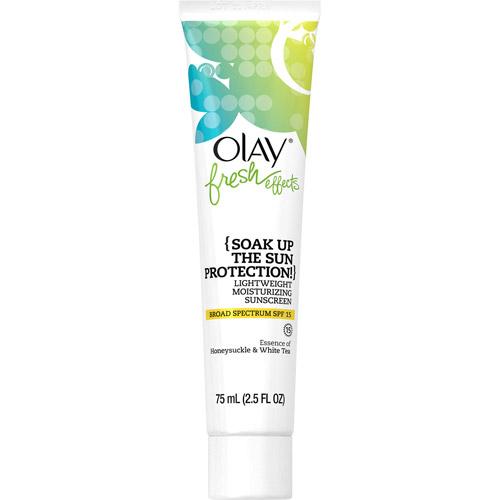 Olay Lightweight Moisturizing Sunscreen