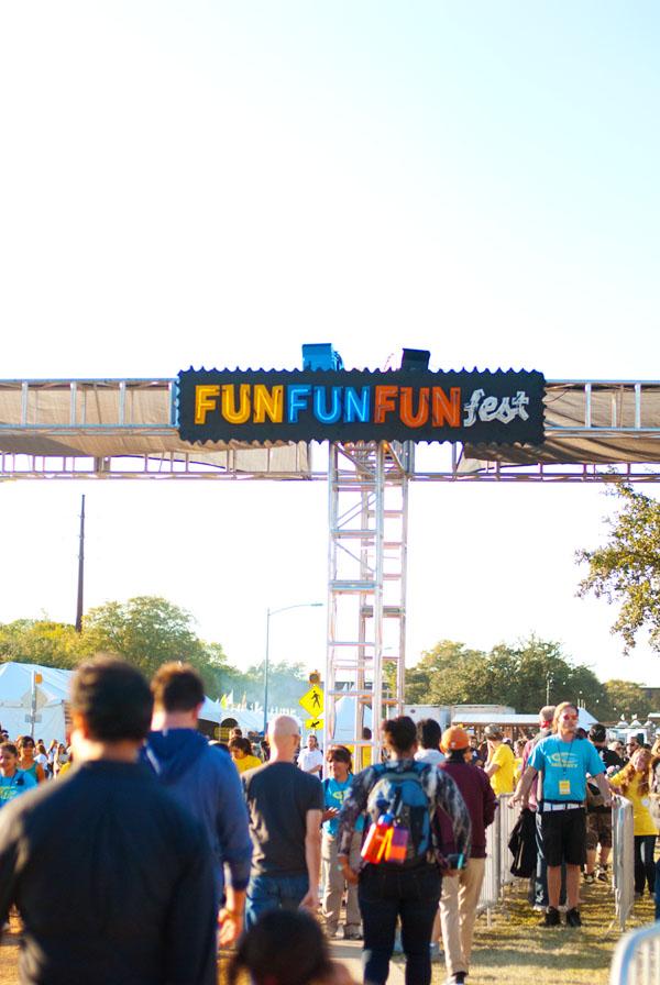 Fun Fun Fest Austin