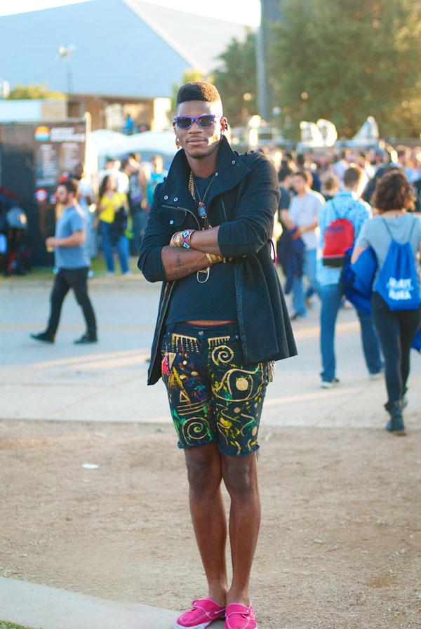 Fun Fun Fest Festival Outfit