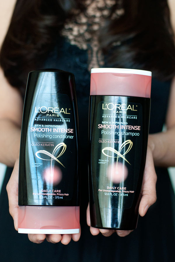 L'Oreal Advanced Hair Care Smooth Intense