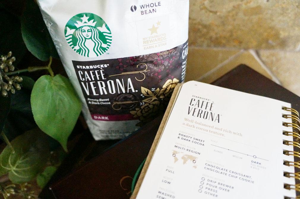 Caffe Verona Starbucks Blend