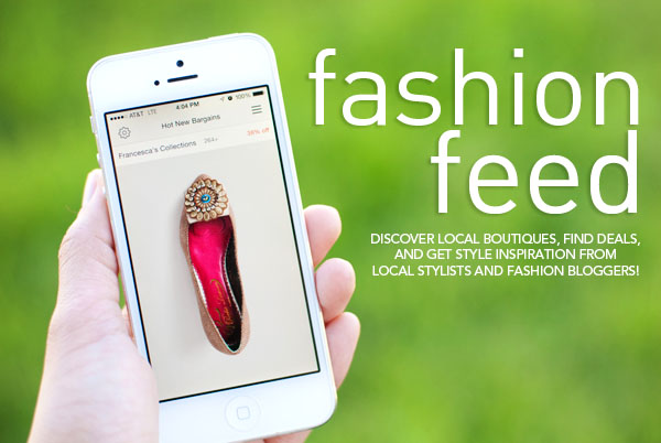 Feed Your Fashion Cravings with FashionFeed!