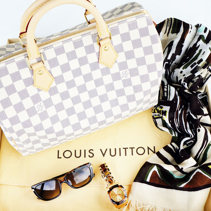 Louis Vuitton + Dior + Kate Spade Giveaway
