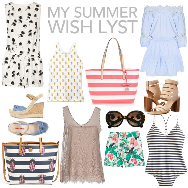 Summer Wish Lyst