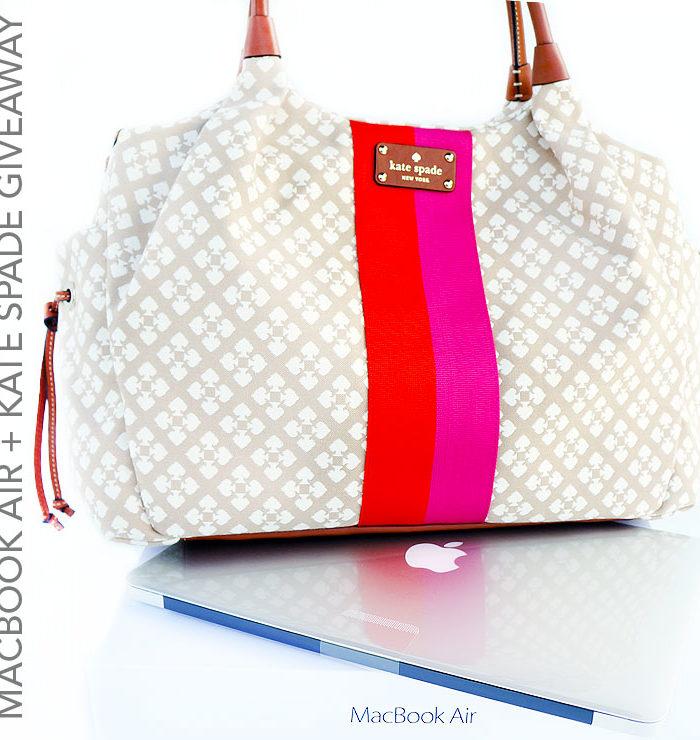 Macbook Air + Kate Spade Giveaway