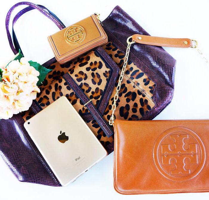 Tory Burch + Gold iPad Mini Giveaway Part 2