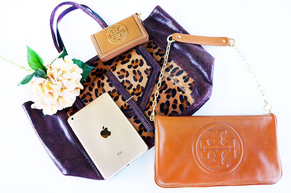 Tory Burch, Gold iPad Mini Giveaway