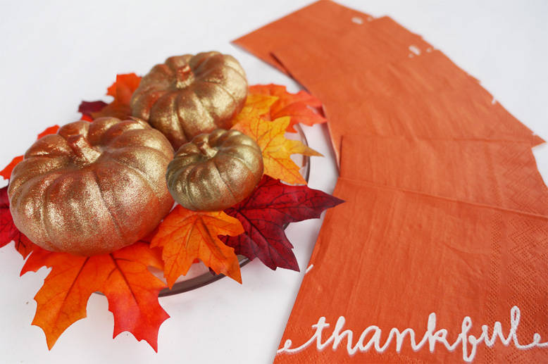 Pumpkin Fall Decoration