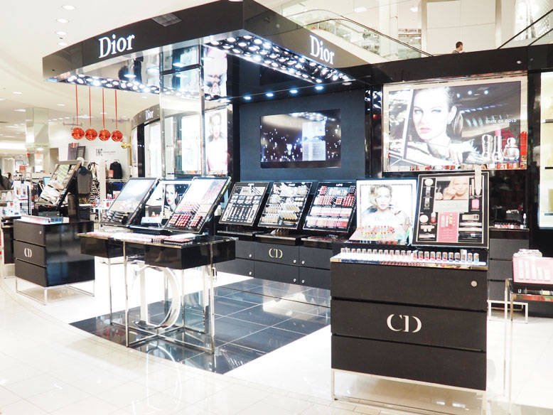 Dior Beauty Counter