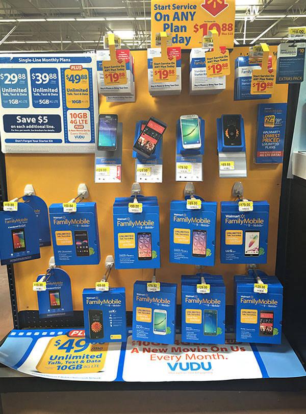 Walmart Family Mobile Plus