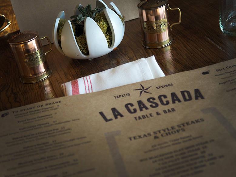 La Cascada Table & Bar
