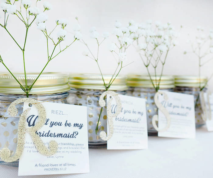 Will You Be My Bridesmaid?: A Practical Gift Idea To Ask Your Bridal Party With