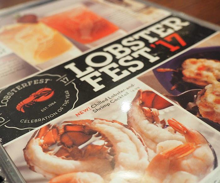 "A ""Lobsterworthy"" Celebration at Red Lobster"