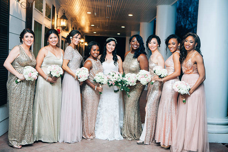 fe4f54b41702 My Winter Wedding Series: The Wedding Party Look Part 2: The Bridesmaids