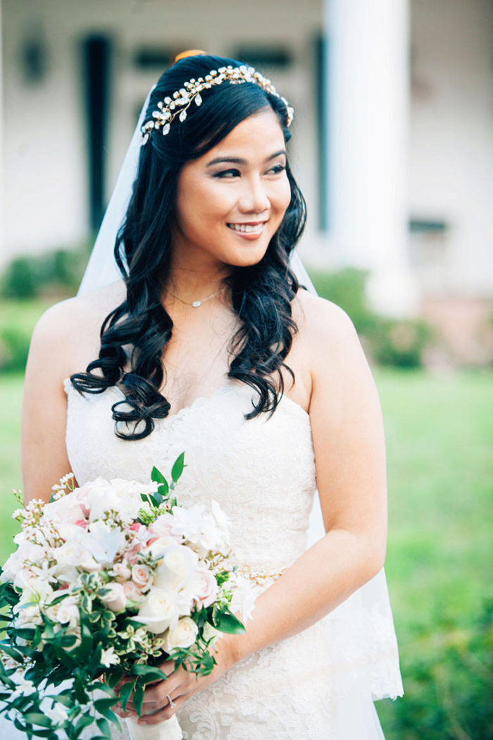 My Winter Wedding Series: The Floral Elements