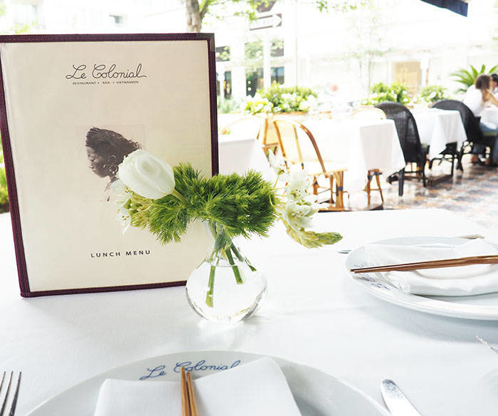 Where To Dine in Houston: Le Colonial