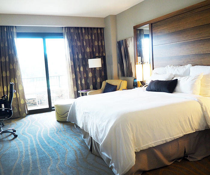 Staycation at The Woodlands Resort & Spa
