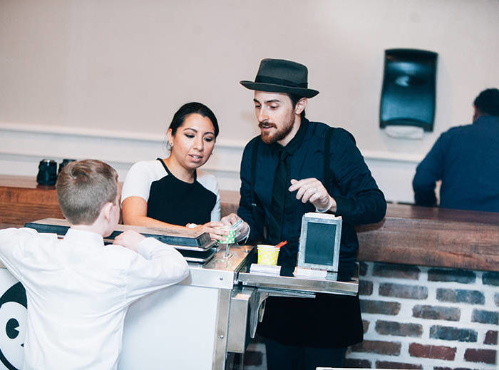Gelato Bar: A Fun Addition At Your Wedding Your Every Guest Will Love