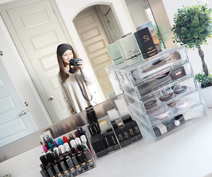 How To Organize Your Makeup Vanity: Tips and Organizer Ideas