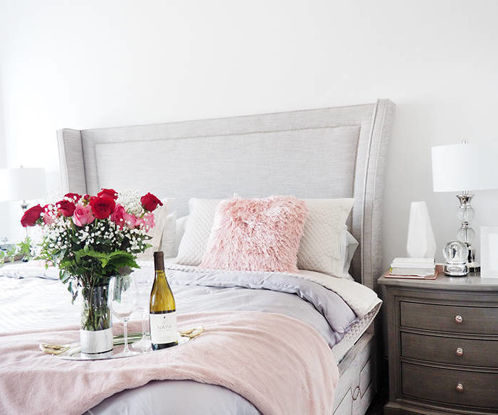 How To Set A Romantic Valentine's Date Night at Home